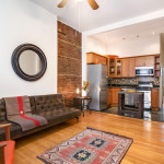 282 Sackett Street, living room, rental, brooklyn