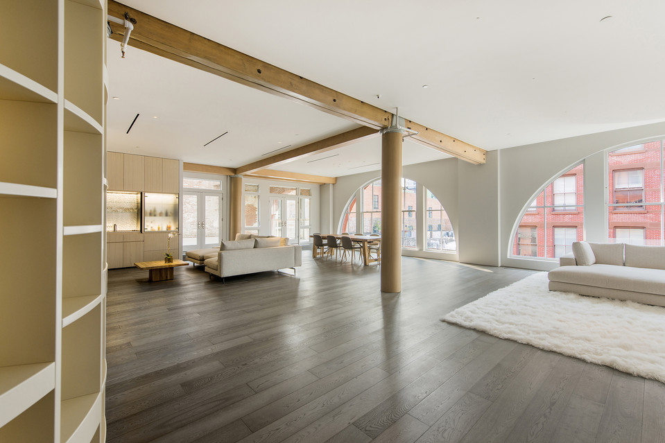 A Soho Loft With A Secret Cat Tunnel Penthouse At The Lowell Going