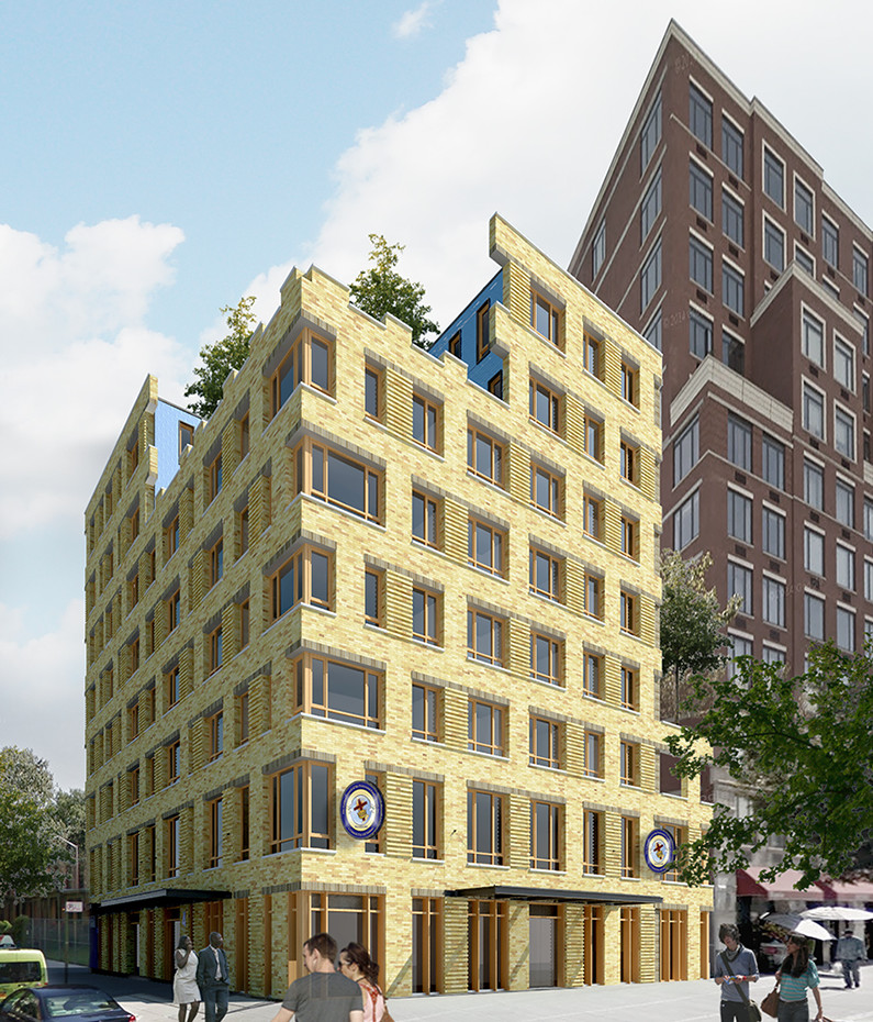 Posted On Tue, November 24, 2015 By Ondel Hylton In Architecture, Harlem,  New Developments, Rentals