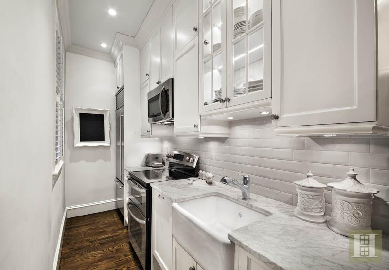 53 Horatio Street, kitchen, co-op