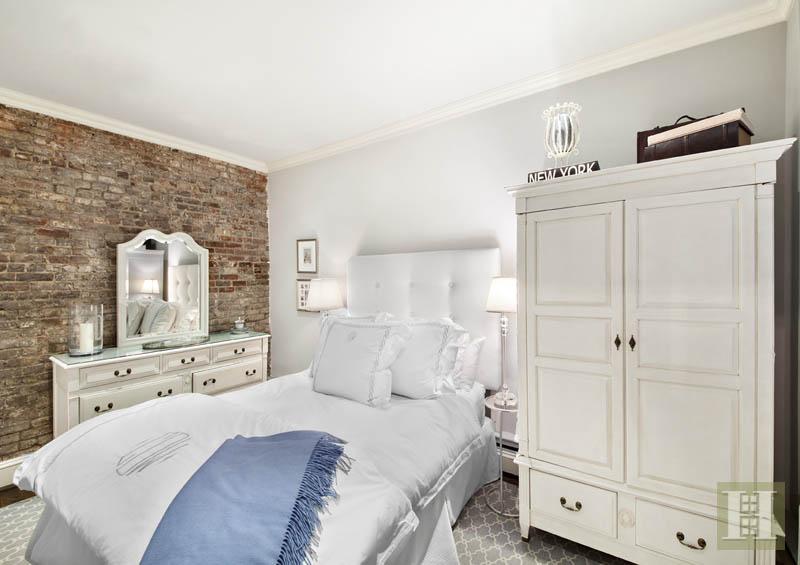 53 Horatio Street, master bedoom, west village, co-op