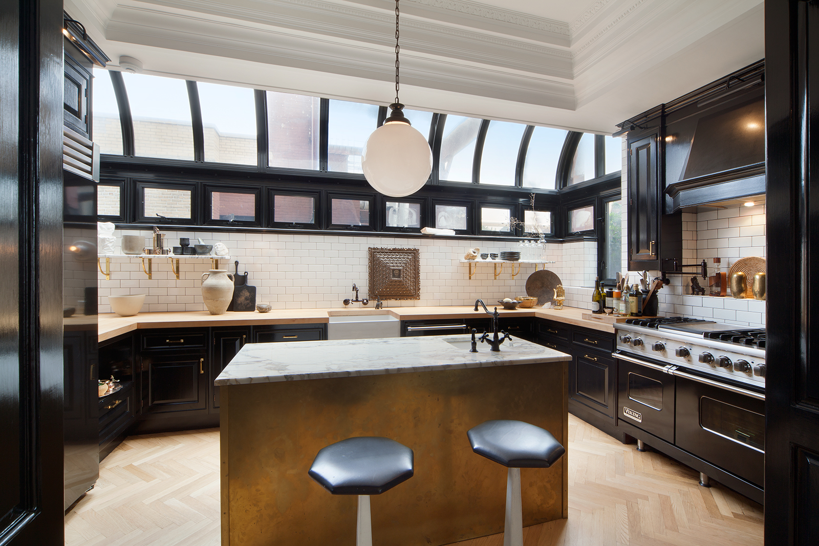 nate berkus and jeremiah brent apartment 39 5th avenue phb nyc penthouses celebrity - Manhattan Penthouse Apartments