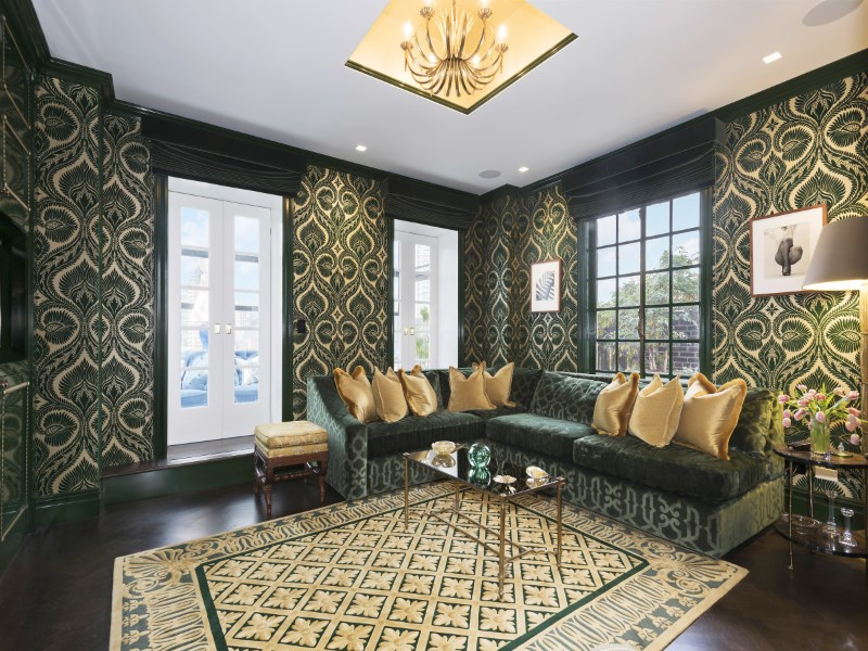 400 East 59th Street, sitting room, penthouse apartment, co-op