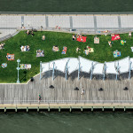 George Steinmetz, Pier 45, New York Air: The View From Above, National Geographic, NYC aerial photography,