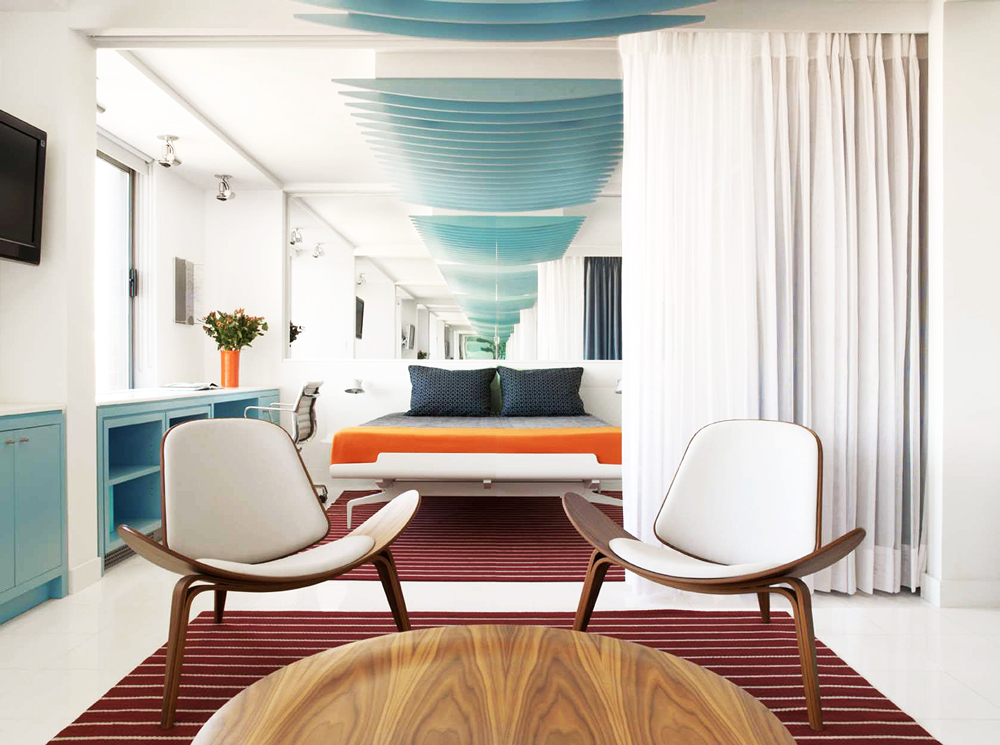 South American Financier Transforms Small Chelsea Apartment Into  Tailor Made Luxury Hotel Room