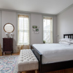 371 9th Street, park slope, master bedroom, one fine stay