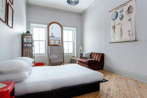 371 9th Street, bedroom, one fine stay
