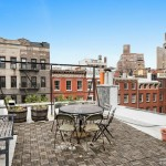 7 gay street, co-op, roof deck, greenwich village