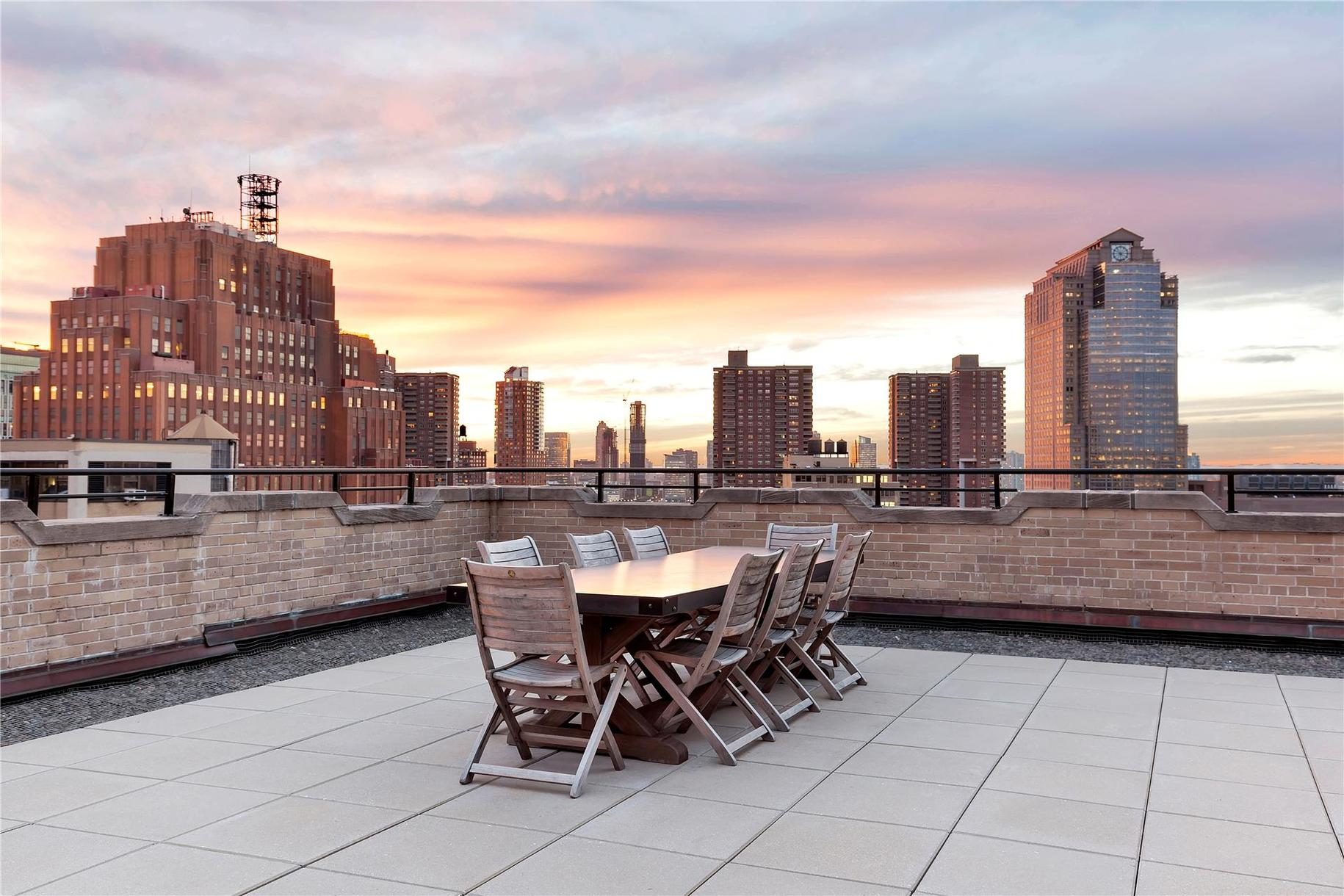 90 Franklin Street, Franklin Tower, Tribeca, trophy condo, Cool Listings, Isabel Rose, Rose Associates, Mariah Carey