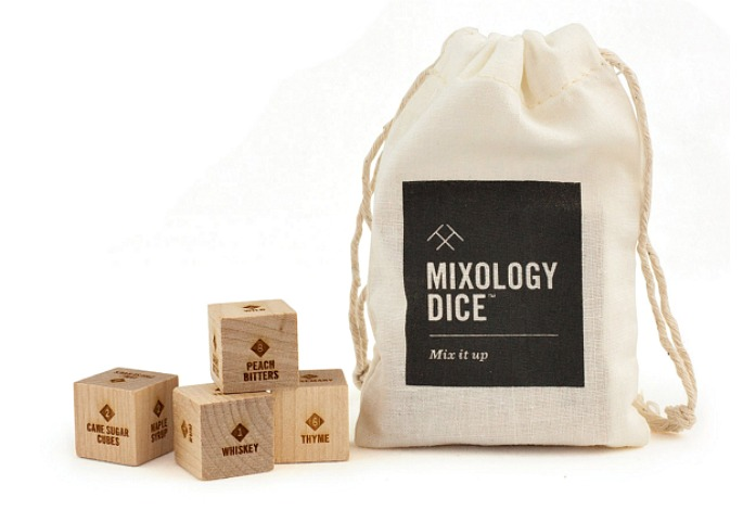 Mixology Dice, Uncommon Goods, cocktail recipes