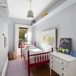 127 Park Place, bedroom, park slope, townhouse, three bedrooms, kid's room