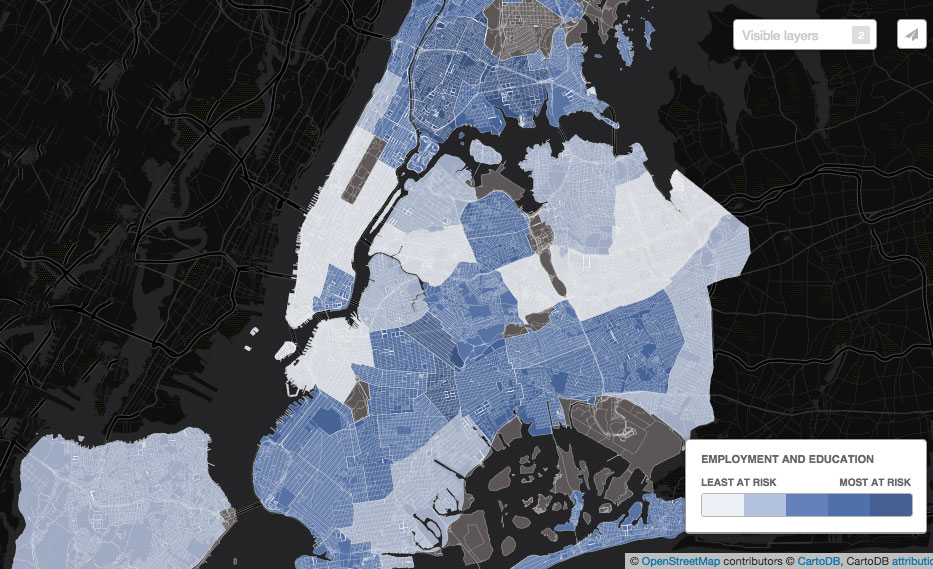 NYC-neighborhood-economy-map-employment-and-education