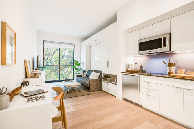 Why Micro-Apartments in Carmel Place Are So Expensive | 6sqft