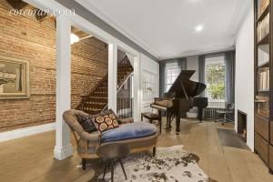 95 Barrow Street, Underground Railroad NYC, West Village townhouse, Murray Louis Dance Company, Laura Kirar