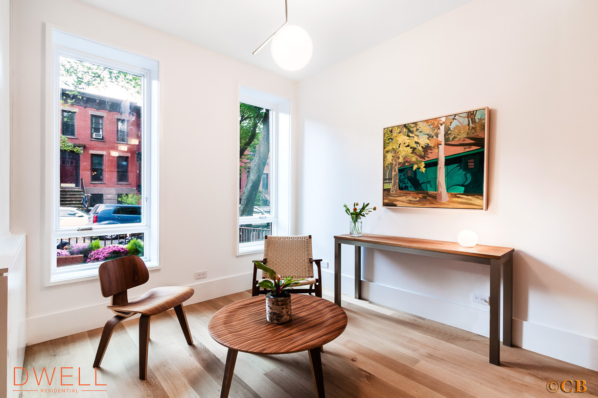 473 11th Street, park slope, renovation, red top architecture, modern