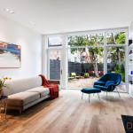 473 11th Street, living room, park slope, modern, renovation