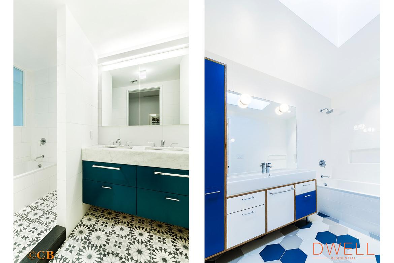 473 11th Street, bathrooms, renovation, modern