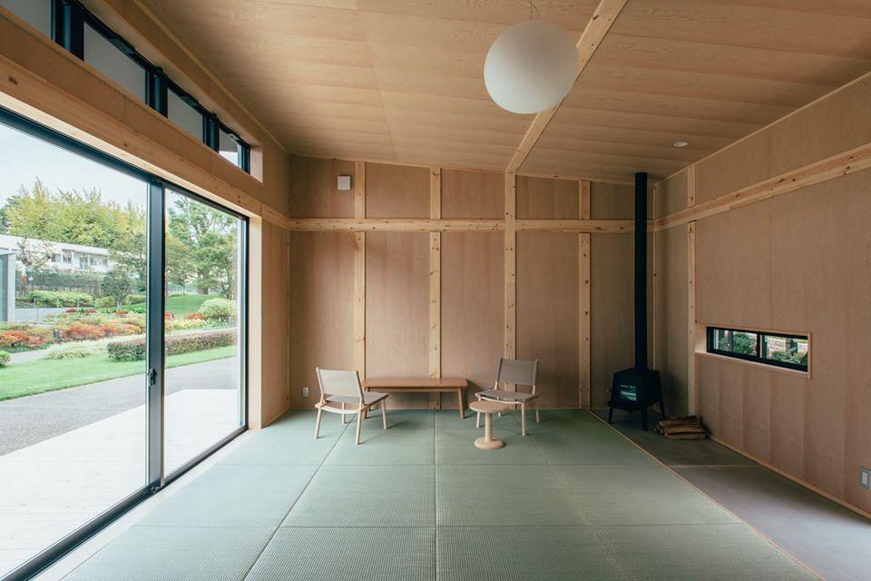 Koruku no Koya, MUJI Hut, tiny houses, Jasper Morrison