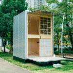 Arumi no Koya, MUJI Hut, tiny houses, Konstantin Grcic