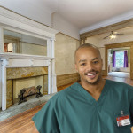 206 West 137th Street, Harlem brownstone, Donald Faison, NYC celebrity real estate