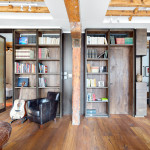 262 mott street, book cases, rental, nolita