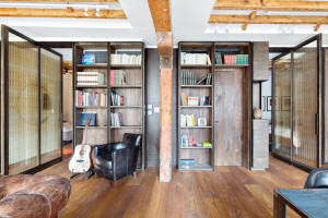 262 mott street, book cases, rental, nolita