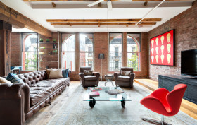 262 Mott Street, rental, furnished, loft, nolita