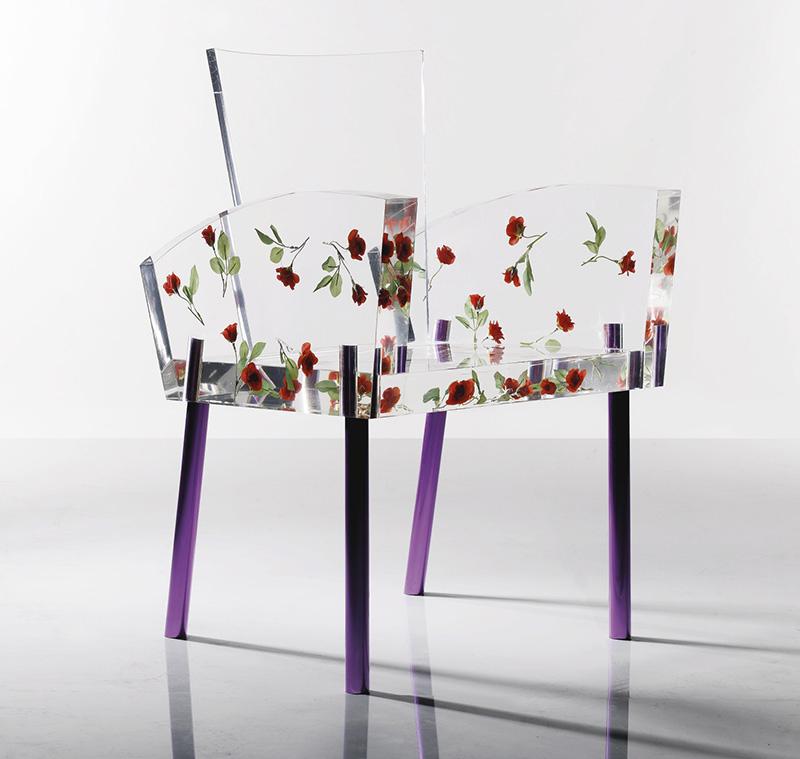 Sotheby,Shiro Kuramata,Miss Blanche armchair,A Streetcar Named Desire