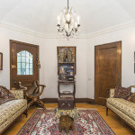 70 Greenway South, living room, tudor, queens, forest hills