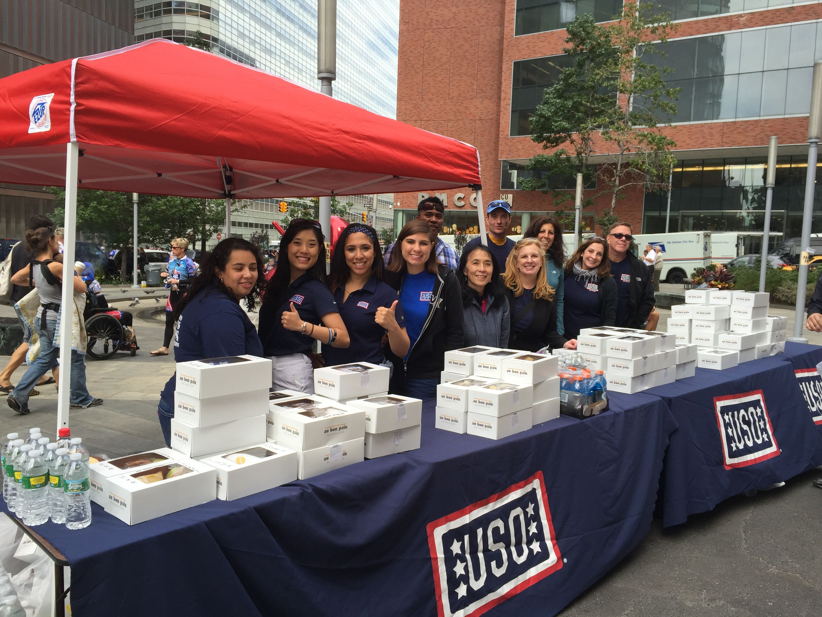 Ride 2 Recovery, USO, USO of Metropolitan New York, veterans events NYC