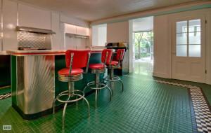 30 South Portland Avenue, brooklyn, brownstone, fort greene, kitchen, retro