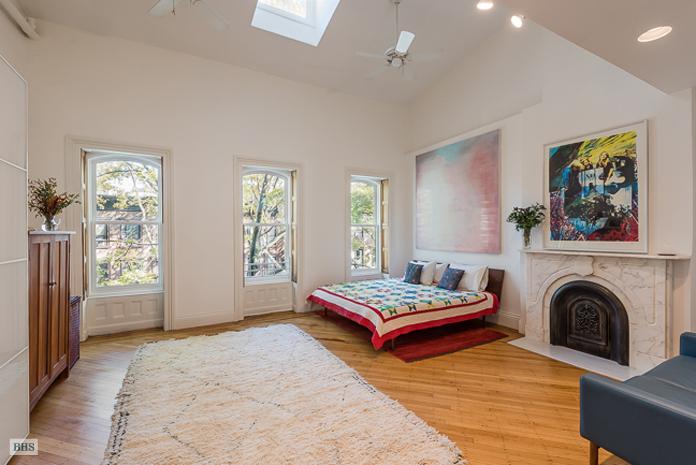 30 South Portland, fort greene, triplex apartment, brownstone