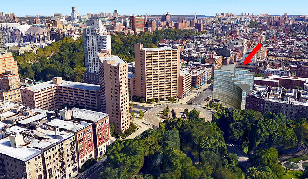 2040 Frederick Douglass Boulevard, 285 West 110th Street, Circa Central Park, Harlem condos, FXFowle