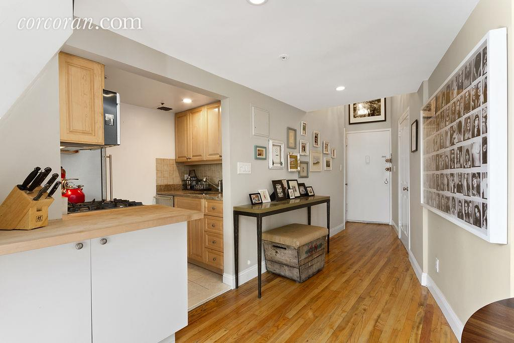 67 East 11th Street, kitchen, entrance, co-op, loft