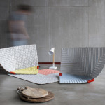 Sam Linders, Wobble-Up, transforming furniture