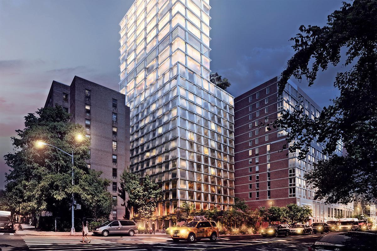 215 Chrystie Street, Hezog & de Meuron, Ian Schrager, NYC Hotels, Condos 2 (10)