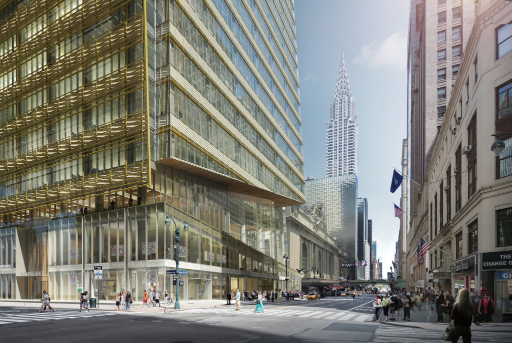 One Vanderbilt, KPF Midtown East, SL Greene, Rezoning, Supertall Skyscrapers (16)
