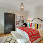 425 East 51st Street, bedroom, beekman hill house, co-op