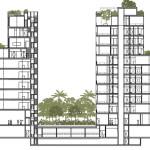 Jardim, 525 West 27th Street, Centaur Properties, Greyscale Development, Isay Weinfeld, High Line architecture
