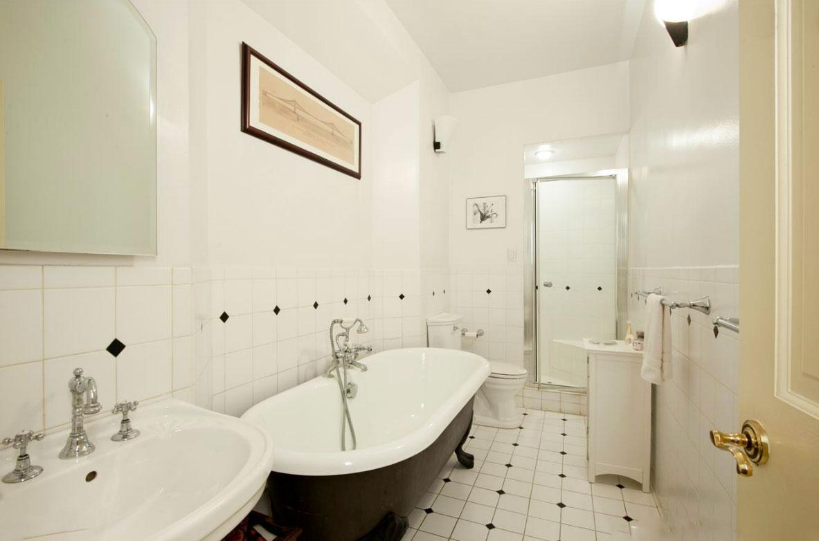 35 East 68th Street, bathroom, master bathroom, co-op, duplex, upper east side