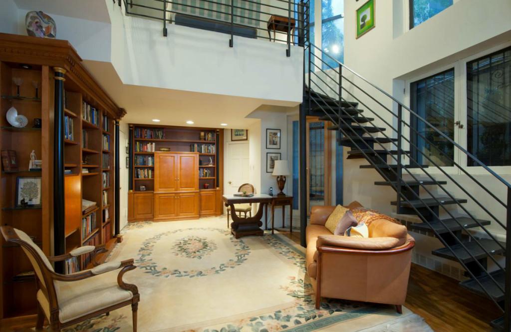 35 East 68th Street, duplex, upper east side, mansion, living room