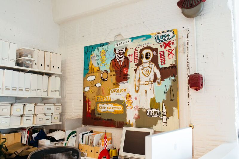 Ghislaine Vinas-studio-39