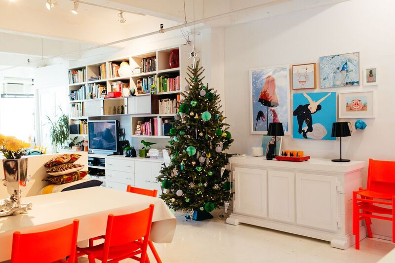 Posted On Tue, January 12, 2016 By Dana Schulz In Features, Interiors,  Tribeca, Where I Work