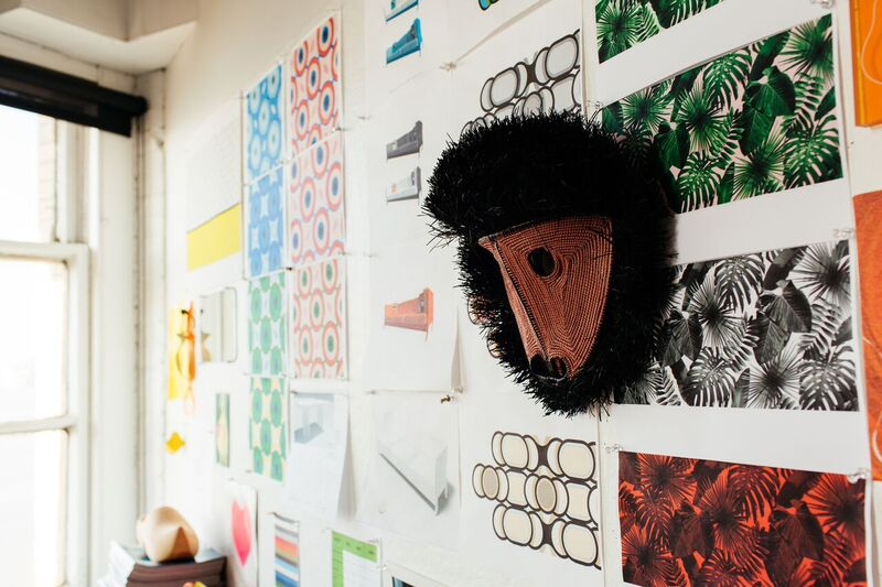 Ghislaine Vinas-studio-7