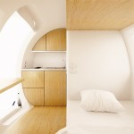 ecocapsule, nice architects