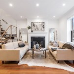 142 East End Avenue, yorkville, living room, townhouse, renovation