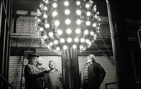 New Year's Eve ball, Times Square history, Times Tower