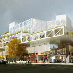 71 White Street, ODA Architecture, Brooklyn hotels, Bushwick development