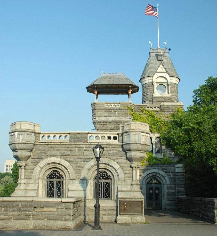 Belvedere Castle, Central Park 1980s, Central Park Conservancy