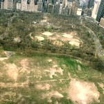Central Park aerial view, Central Park Conservancy, Central Park 1980s